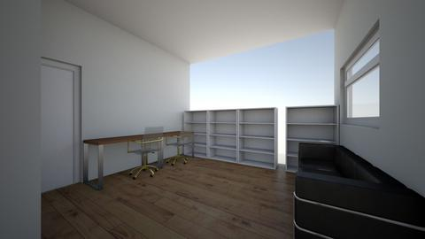 test 1 habitacion friki - Office  - by obiwanvmm