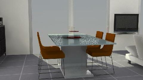 Baptiste dining - Dining Room  - by AyeJay