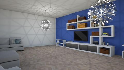 Ocean 2020 - Modern - Living room - by 582008
