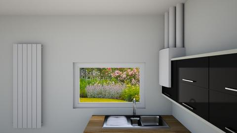 family room comp1 - Kitchen  - by oxlingham