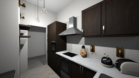new kitchen - Kitchen  - by maaryamiskin
