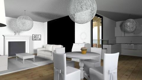 DWR _ AVE602 - Living room - by Gargiulo Marzio