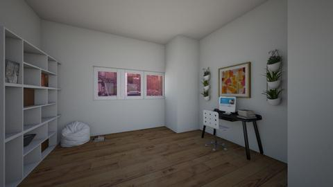 book in a interier - Office  - by skateboredgirl
