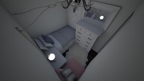 12dancingprincesses - Bedroom - by smurfzilla2