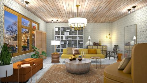 Beespo Living Room - Eclectic - Living room  - by 3rdfloor
