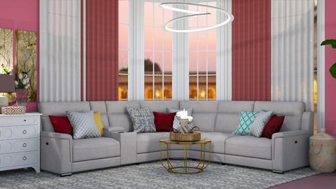 Living room - Living room  - by nihalruttala