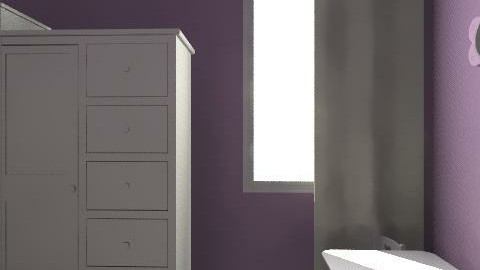 Çocuk Odası4 - Classic - Kids room  - by my98e8r