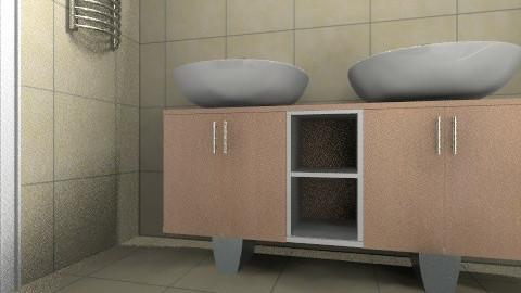 Bathroom - Minimal - Bathroom  - by hammond_nicola
