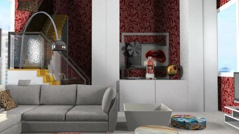 A to B - Modern - Living room - by nidadini