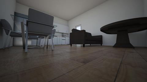 Tiny house - Kitchen  - by Lenny Bailey