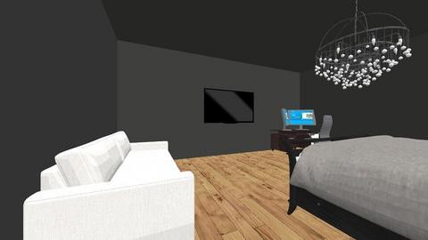 Lorelai Ellison - Bedroom  - by portillo