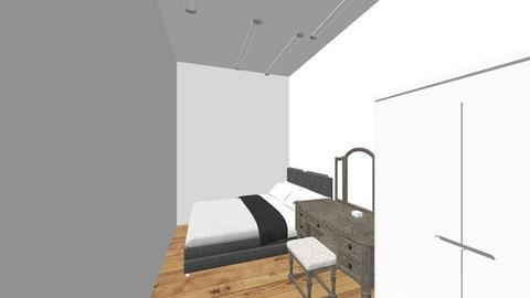 Ningsha Home Beam 210127 - Bedroom  - by chungpinglai