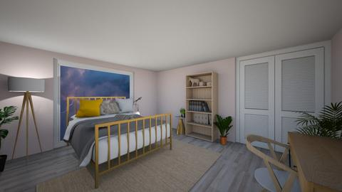 Teens Boho Chic Bedroom - Bedroom  - by Callmekai22