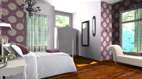 Audrey 3 - Vintage - Bedroom  - by Devlee
