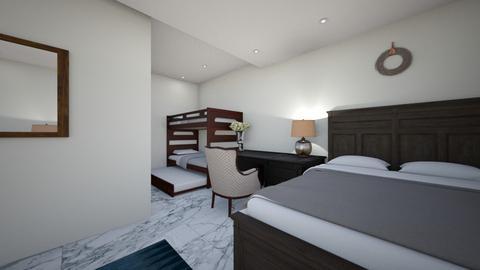 Family Resort Room 4 - Bedroom  - by SammyJPili