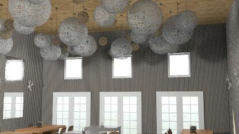 popup restaurant - bar view - Eclectic - by marcychapman