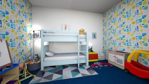 The Den - Kids room  - by Chrispow0105