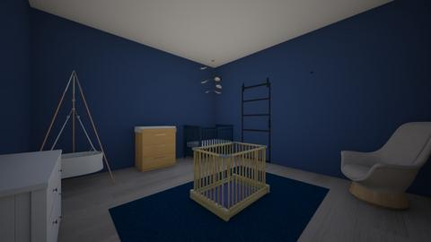 Nursery - Kids room  - by Ellie Laier
