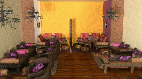 CHICHA 1 - Dining Room - by coachdeco