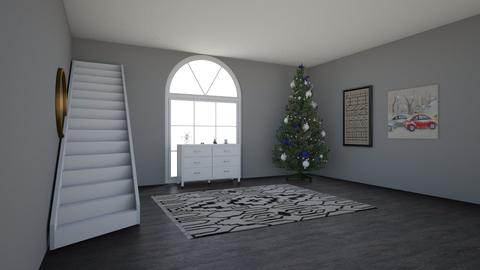 christmas wall contest - Modern - Living room  - by krl038448