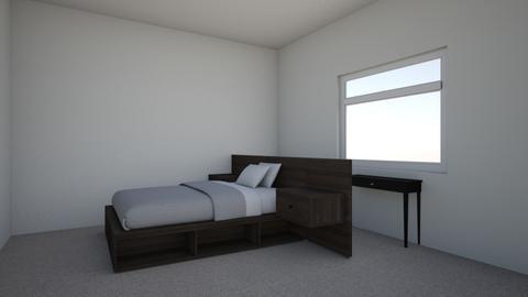 Master bedroom - Modern - Bedroom  - by Designer Lisa
