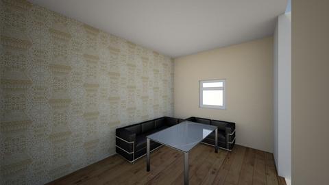 Muhammad Ali - Living room  - by Aligaad2