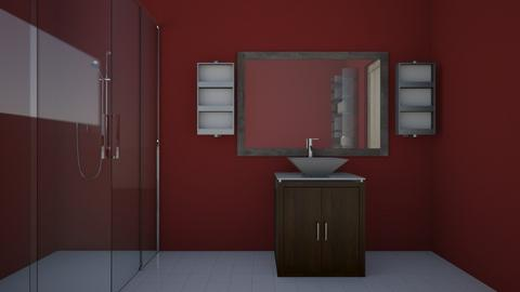 Banioo de Daka 4 - Bathroom  - by PaolaRoque