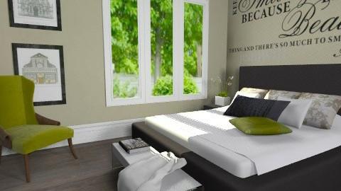 Room - Vintage - Bedroom  - by ajkaredzepagic