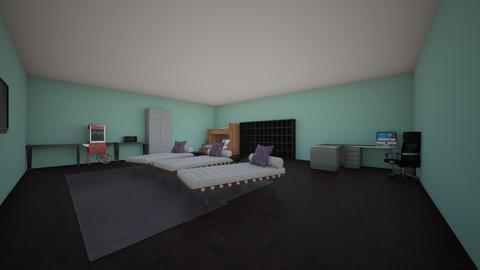My dream Bedroom lol - by Corgi Designs