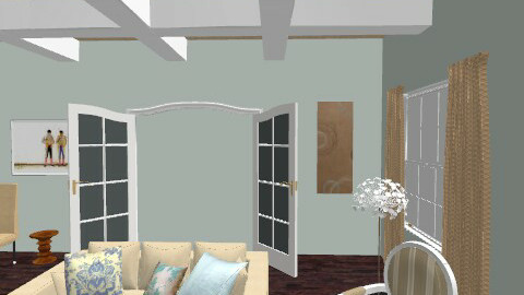 Candice Olsen - Classic - Living room  - by mywishlr