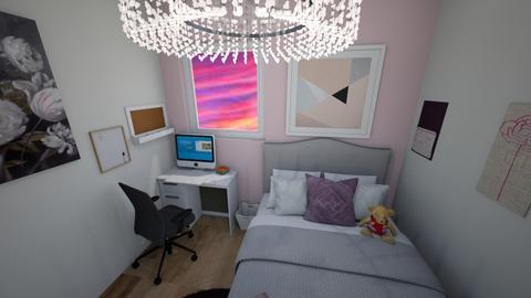 My room - Bedroom - by Sophie Mc