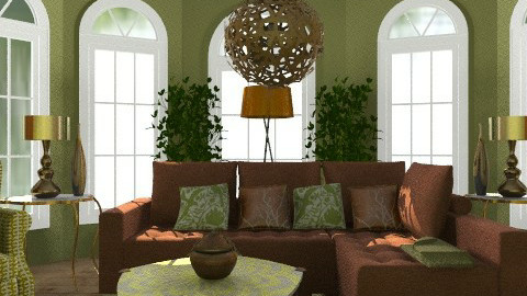 marlborough - Country - Living room - by trees designs
