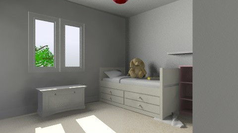 Ducks room - Classic - Kids room  - by ruby2010