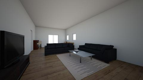 my living room - Modern - Living room  - by 29catsRcool