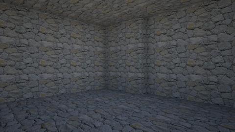 Dungeon - Rustic - Living room - by designcat31