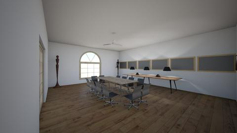 SD ARRUDA - Rustic - Office  - by SDARRUDA857