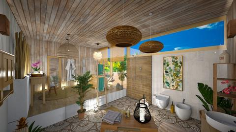 bech bathroom - Bathroom - by Cataresteves