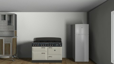 Minha cozinha - Classic - Office  - by josivan whesley