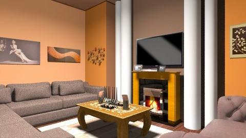My Heart Exposed - Glamour - Living room  - by Antonio Edmond