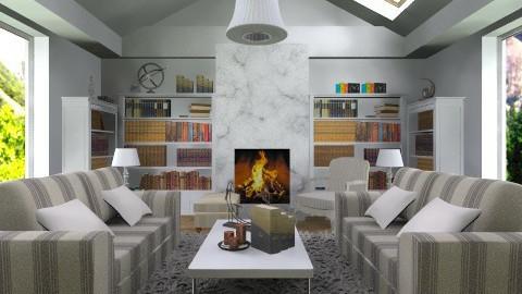 attic room - Modern - by XValidze