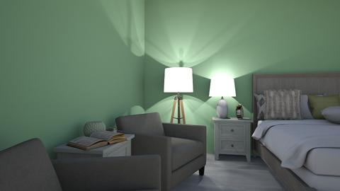 Sageee - Bedroom  - by gvjcjfcj