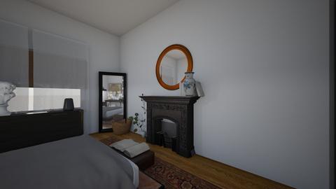 Bedroom - Rustic - Bedroom  - by marielise