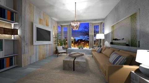 13 - Living room  - by nanabpf