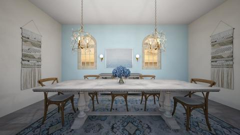 Beach Dining Room - Dining room  - by BaylorBear