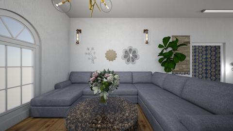 my house - Living room  - by _friedmomo_