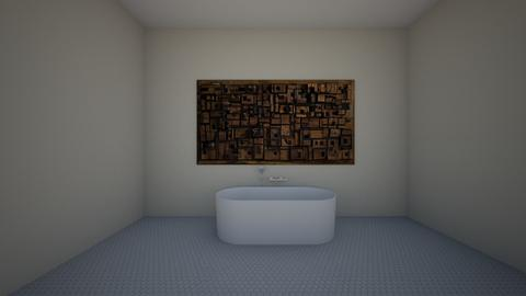 Bathroom - by Kayla Alston