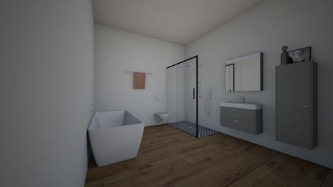 detroom - Bathroom  - by Meglec2009