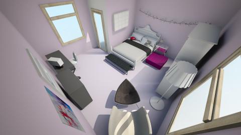 Min_working on it - Bedroom - by Rissa Pauline Perez
