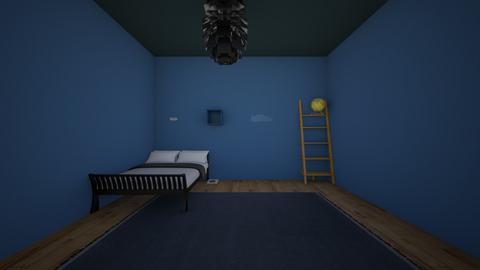 best gene room  - Bedroom  - by crying_room