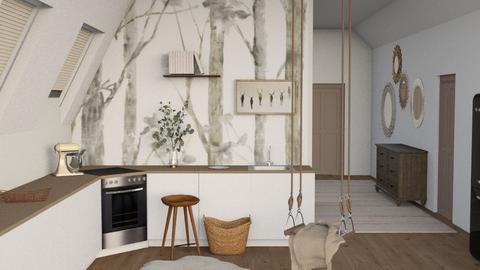 Scandi Dining  - Classic - Kitchen  - by Ninora